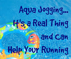 Image result for aqua jog