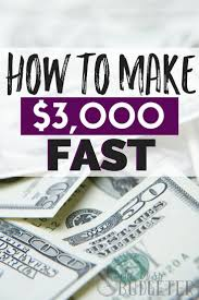 best ideas about work from home jobs work from need a way to make money fast here s how to make 3000 fast you