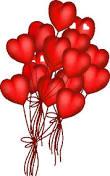 """Résultat de recherche d'images pour """"bouquet de coeurs"""""""