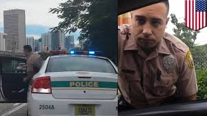 w pulls over miami cop for speeding following high speed w pulls over miami cop for speeding following high speed pursuit tomonews