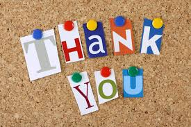 how to say thank you in business communications