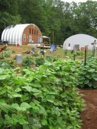 Quonset Hut Homes Plans   this will work for us minus the grey    The  quot Little Hut in a Hurry quot   a Quonset Hut home