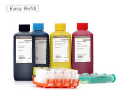 <b>Refillable Ink Cartridges HP</b>