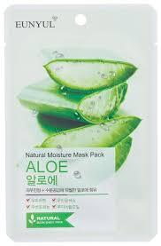 Eunyul <b>тканевая маска Natural</b> Moisture Mask Pack с экстрактом ...