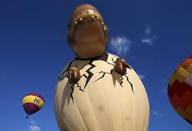 Full of <b>Hot Air</b> during New Jersey Festival of Ballooning ...