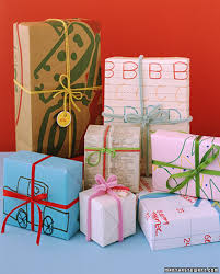 quick gift wrapping ideas martha stewart