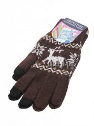 <b>Теплые перчатки для сенсорных</b> дисплеев Harsika р.UNI 0315 ...
