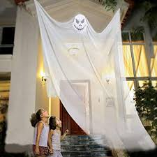 <b>Halloween Hanging Ghost</b> Spooks Party Decoration 3 <b>Haunted</b> ...