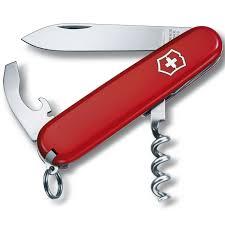 <b>Нож перочинный Victorinox Waiter</b> - Красный (0.3303) – купить в ...