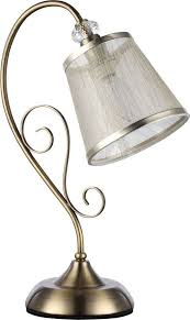 <b>Настольная лампа Freya</b> Driana <b>FR2405</b>-<b>TL</b>-<b>01</b>-<b>BZ</b>