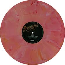The <b>Sword</b> - <b>Greetings</b> From..., Colored Vinyl