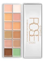 <b>Палетка консилеров для лица</b> Rose Gold 12 Camouflage Cream ...