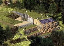 「bill gates' earth sheltered house」の画像検索結果
