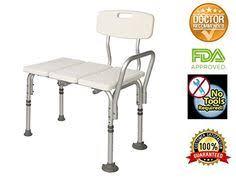 Eagle Health Supplies <b>Bath</b> Transfer Bench, 70311 | Shower Seat ...