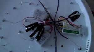 Ремонт светодиодной люстры (не горят светодиоды).MP4 ...
