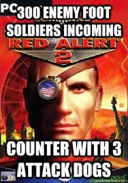 Red Alert 2 Logic memes | quickmeme via Relatably.com