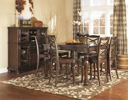 piece counter height dining set kingston