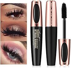 <b>4D Silk Fiber Eyelash</b> Mascara, Extra Long Lash Mascara ...
