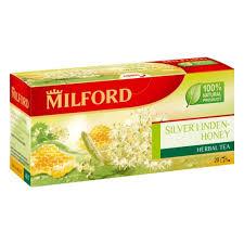 <b>Чайный напиток Milford</b> Липа-мед, 20 пакетов — купить в ...