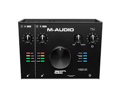 <b>M</b>-<b>Audio AIR</b> 192|6 аудио-MIDI-интерфейс USB 24-бит/192кГц