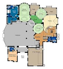 Cafe Floor Plans   Professional Building DrawingHouse Floor Plan