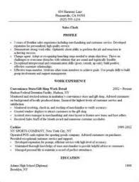 sales assistant resume   Best Resume Gallery Best Resume Gallery   inspirational pictures com fashion sales assistant resume