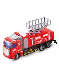 """Машинка на радиоуправлении """"Пожарная <b>машина</b>: Автовышка ..."""
