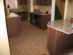 Kitchens Floor Tiles Kitchens Inglenook Brick Tiles Thin Brick Flooring Brick