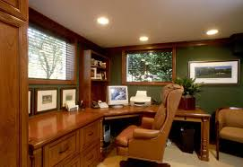 custom home office built home office furniture design ideas built home office designs