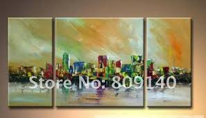 free shipping abstract oil painting canvas modern decoration artwork high quality handmade home office hotel wall art decor gift artwork for office walls