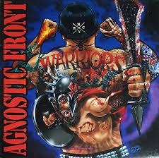 <b>Agnostic Front</b> - <b>Warriors</b> (2007, Blue Clear, Vinyl) | Discogs