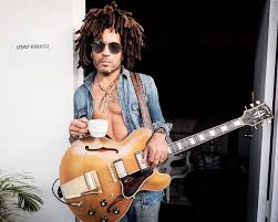 <b>Lenny Kravitz</b> on Being Fit at 56: Eat Raw Vegan and Grow Own Food