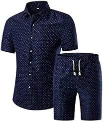 Men's Shirt and Short Sets - Amazon.com