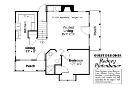 Victorian House Plans   Topeka     Associated DesignsVictorian House Plan   Topeka     st Floor Plan