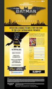 good housekeeping the lego batman movie philiplucianofrezzo