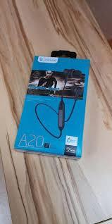 Bluetooth <b>Наушники Celebrat A20</b>. — <b>Black</b> на IZI.ua (4222580)