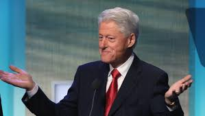 Bill Clinton is convinced about the innate power of magnet therapy
