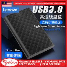 SIMPLYBEST <b>LENOVO S</b>-<b>02</b> Tool Free <b>2.5 inch</b> USB3.0 to <b>Sata</b> 3.0 ...
