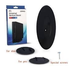 Купить <b>Стенд</b> (<b>подставку</b>) <b>OIVO</b> для PS4 Slim/Pro (чёрный)