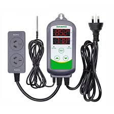 ITC-308 Heating and Cooling <b>Dual Relay Temperature Controller</b> ...