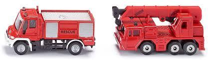 <b>Siku</b> Набор пожарных <b>машин</b> 2 шт — купить в интернет ...