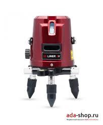 <b>Нивелир</b> лазерный <b>ADA 3D</b> LINER 4V А00133 - Лазерные ...