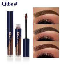 <b>QIBEST</b> New Hot Brand <b>Makeup</b> Eye Brow Gel Coffee <b>Black</b> Brown ...