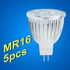 LED Spotlight MR16 1.5W 2W 2.5W 3W <b>4W 5W</b> 12V Cool Warm ...