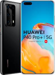 Купить <b>Смартфон Huawei P40 Pro+</b> 512GB Black по выгодной ...