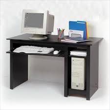 compact computer desks for home black computer desks home