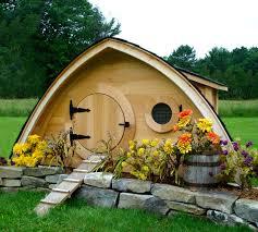 哈比人主題小屋