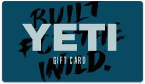 Gift Card – YETI® UK LIMITED