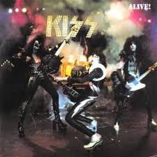 <b>Alive</b>! by <b>KISS</b> (Album, Hard Rock): Reviews, Ratings, Credits, Song ...