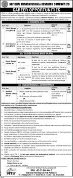 jobs deputy manager engineer assistant nts form date ntdcl jobs 2015 deputy manager engineer assistant nts form date